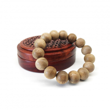 Vòng tay trầm hương nam - 14 ly - Nhang Thiền