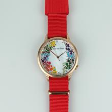 Đồng hồ thời trang unisex Erik von Sant 003.002.B