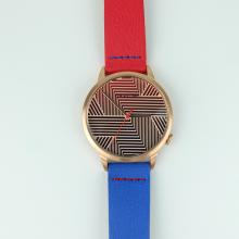 Đồng hồ thời trang unisex Erik von Sant 003.001.A