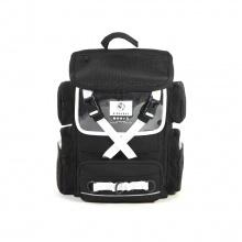 Balo thời trang Box Pack đen 2.0