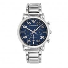 Đồng hồ nam chính hãng Emporio Armani AR11132 bảo hành toàn cầu - Máy pin dây thép không gỉ