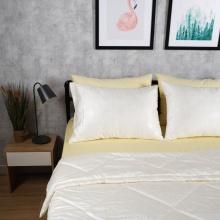 Bộ chăn drap cotton satin Hàn Quốc 5 món Lux. Pattern 02 1m8x2m
