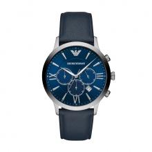 Đồng hồ nam chính hãng Emporio Armani AR11226 bảo hành toàn cầu - Máy pin dây da tổng hợp