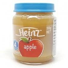 Trái cây táo nghiền Heinz 110gr