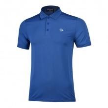 Áo Tennis nam Dunlop - DATES9064-1C-BL (xanh da trời)
