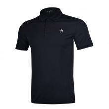 Áo thể thao tennis nam Dunlop - DATES9064-1C-BK (đen)