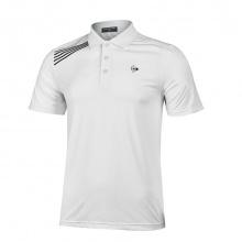 Áo thun thể thao Tennis nam Dunlop - DATES9070-1C-WT (trắng)