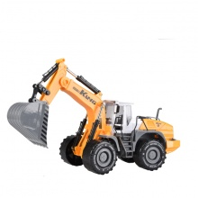 Xe công trình xúc đất Fitfun H998-06