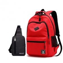 Combo balo thời trang campus và túi đeo tiện ích Praza - BL177DC095