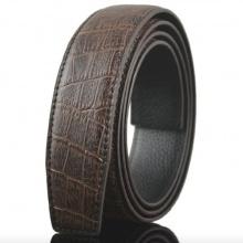 Dây thắt lưng da bò cao cấp - dây nịt da bò không mặt khóa Sam Leather SDNDN008