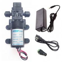 Máy bơm mini áp lực 12V 60W 5L Smartpumps kèm nguồn