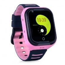 Đồng hồ định vị trẻ em thông minh JVJ Kiddo4.0 (hồng)