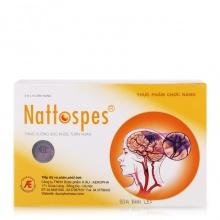 Thực phẩm bảo vệ sức khỏe – viên nang Nattospes - Nattospes
