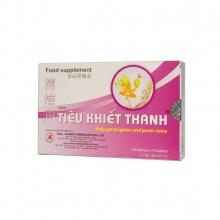 Tiêu Khiết Thanh - hỗ trợ điều trị, phòng ngừa viêm thanh quản - Tiêu Khiết Thanh