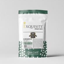 Gói 120g Specialty coffee nguyên hạt kenya rukera cà phê hảo hạng exquisite®