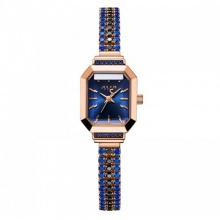 Đồng hồ nữ JS-006 Julius Star Hàn Quốc dây thép