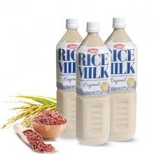 Nước gạo rang có đường OKF Hàn Quốc (1,5 lít/chai) - combo 3 chai