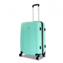 Vali chống bể cao cấp Trip PP103 size 60cm màu xanh (tặng 1 gối cổ cao cấp màu ngẫu nhiên)