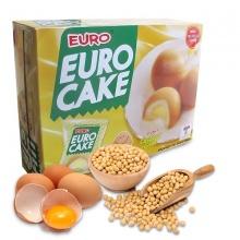 Bánh Euro Custard Cake nhân kem trứng 240g/hộp