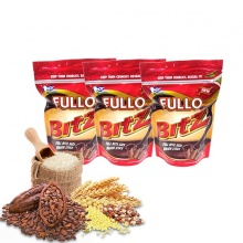 Bánh xốp Fullo Bitz 80g - Combo 3 túi