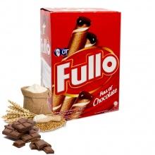 Bánh xốp sô cô la Fullo - Fullo stick Wafer Chocolate 264g