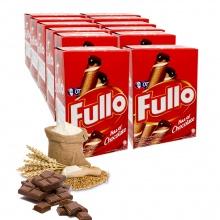 Bánh xốp sô cô la Fullo - Fullo stick Wafer Chocolate 264g - combo 12 hộp