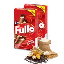 Bánh xốp sô cô la Fullo - Fullo stick Wafer Chocolate 55g - combo 2 hộp