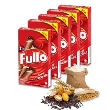 Bánh xốp sô cô la Fullo - Fullo stick Wafer Chocolate 55g - combo 5 hộp