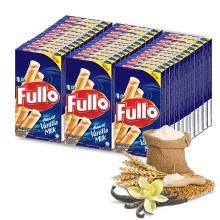 Bánh xốp Fullo vani sữa - Fullo stick Wafer Vanilla Milk 55g - combo 36 hộp