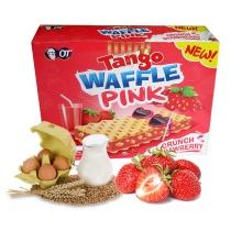 Bánh xốp Tango Waffle vị dâu (Tango Waffle Pink) 80g