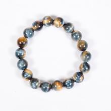 Vòng tay phong thủy đá mắt ưng thiên nhiên 10mm mệnh thủy, mộc - Ngọc Quý Gemstones