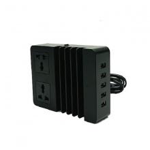 Trạm sạc thông minh LIOA 2 ổ cắm đa năng 5 ổ USB - 2D22N5USB