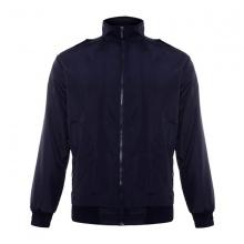 Áo khoác dù nam cổ đứng cao cấp bonado akd139xa - xanh đen