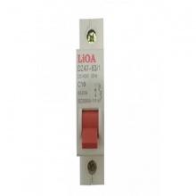 Cầu dao tự động (aptomat) lioa 10A loại 1 cực - MCB1010-4.5