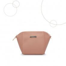Túi đeo chéo nữ dáng sò Idigo FB2-242-00
