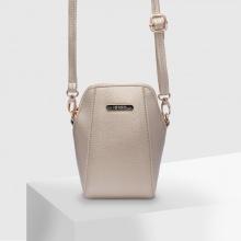 Túi đeo chéo nữ dáng sò Idigo FB2-113-00