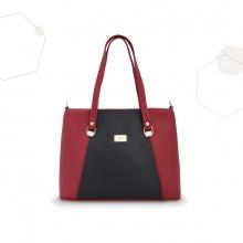 Túi đeo vai nữ phối màu Idigo FB2-512-00