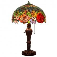Đèn bàn trang trí Tiffany chao 40 chân 2
