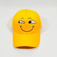 Nón kết, mũ lưỡi trai kaki thời trang nam nữ icon mặt cười NON0219L Lorganic