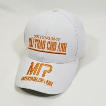 Nón kết, mũ lưỡi trai kaki thời trang nam nữ MTP NON0221T