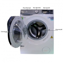 Máy giặt sấy lồng ngang 2019 Electrolux EWW1042AEWA