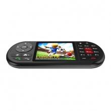 Máy chơi game 4 nút kiêm điện thoại Promax Veneku S1 2 sim, nghe nhạc MP3, MP4, đèn pin
