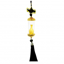 Khánh Bình An Phú Qúy - Quà tặng mỹ nghệ Kim Bảo Phúc phủ vàng 24k DOJI