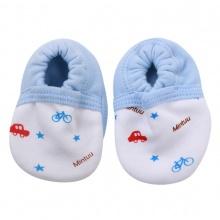 Giày vải 2 lớp cho trẻ sơ sinh Mintuu 3251