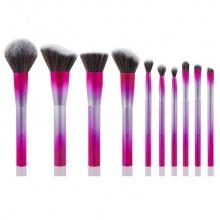 Set cọ trang điểm Bh Cosmetics Royal Affair 10 piece metalized brush set