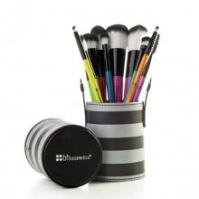 Bộ 10 cọ BH Cosmetics Pop Art Brush Set