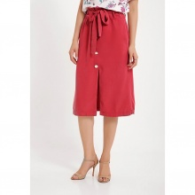 Váy suông thắt nơ Cotton Brothers CB09S192301-RE