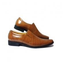 Giày tây nam da bò thật HS26
