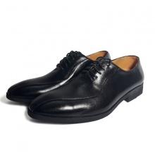 Giày tây nam da bò thật HS50