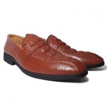 Giày tây nam da bò thật HS51
